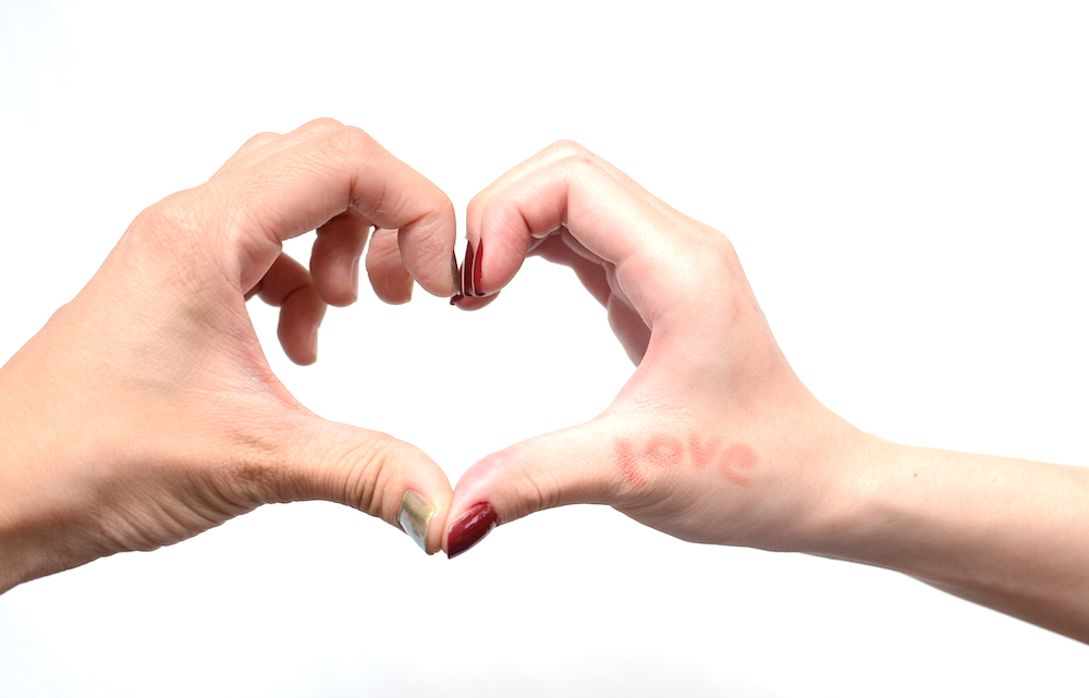 love_hand