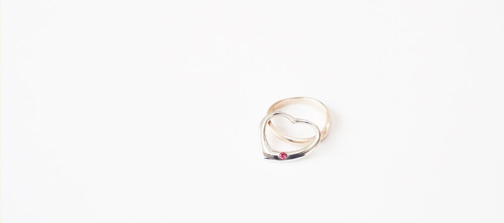 指輪 男女 夫婦 カップル