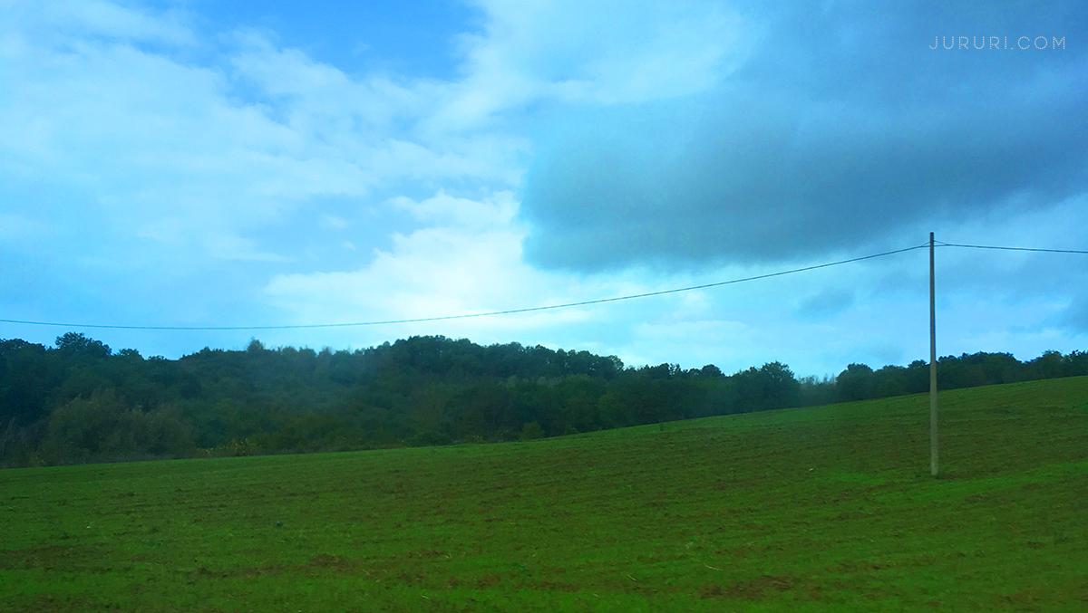 朝 空 風景